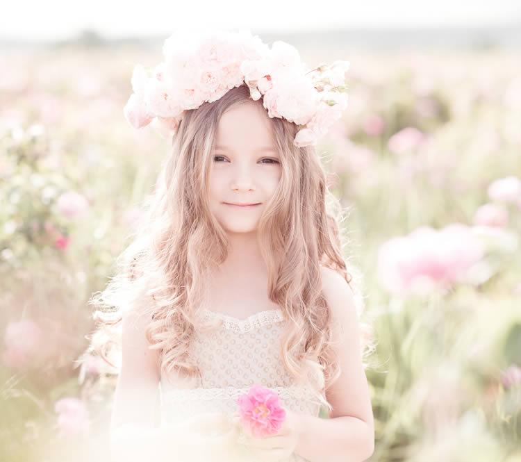 女の子の名前|花をイメージするかわいい名前