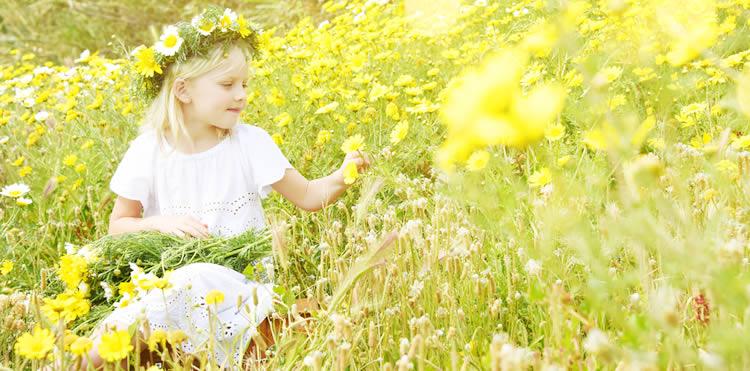 花の名前 【菜】がつく名前の願いと名前例