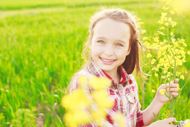 花がつく女の子の名前 どれくらい人気なの?