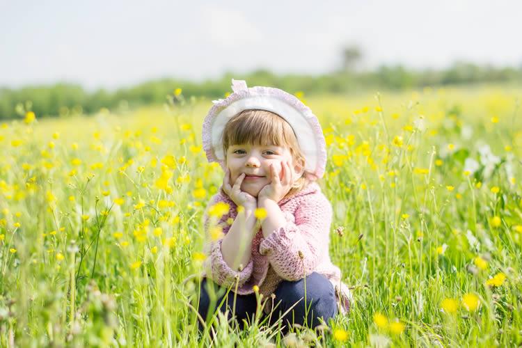 花がつく女の子の名前 三文字名前特集