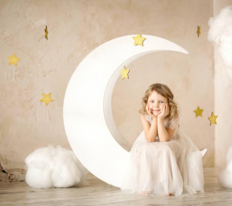 月がつく女の子のかわいい名前
