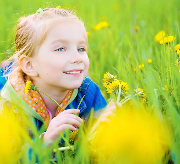 「いつも笑顔で明るい子に」そんな思いを込めた二文字名前