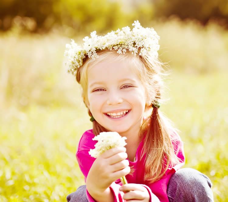 花、草木、樹木を連想する女の子のかわいい名前