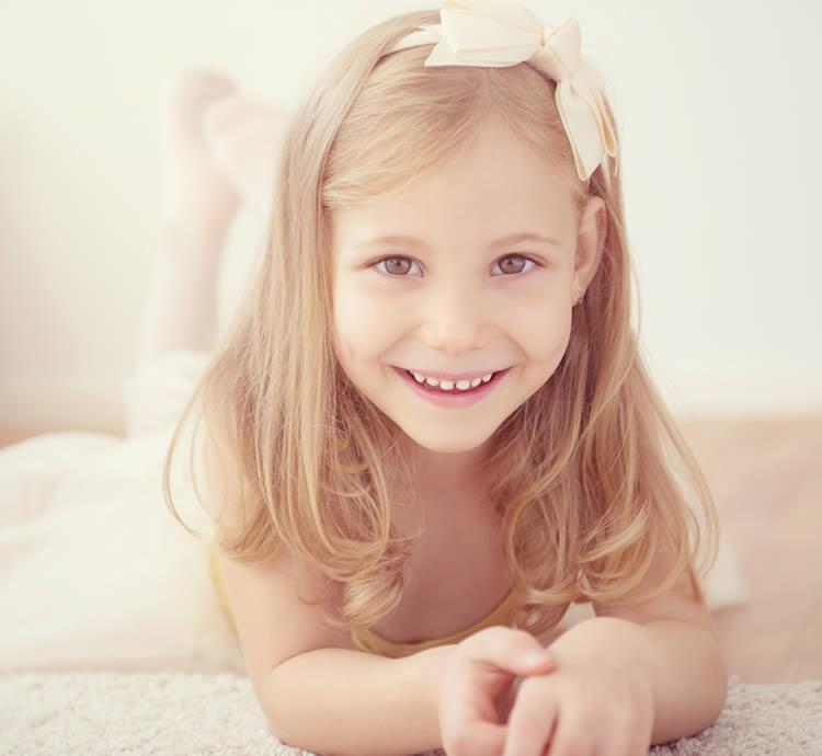 アメリカをイメージする 女の子のかわいい名前
