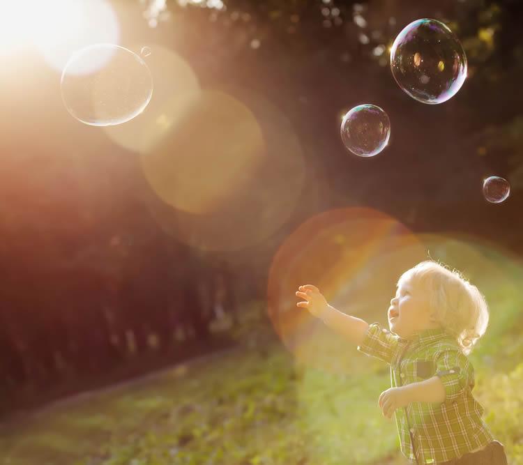 自然をイメージ 「太陽、光」の名前 な、は行