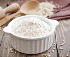 小城製粉の米粉商品