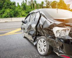 宇都宮市西原町の国道で死亡事故。パトカーから逃走の車