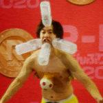 キャツミ(ガヤ芸人)のラップネタ動画が見たい!インスタ、SNSは?