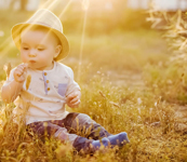 「太陽、光」自然をイメージする男の子の名前660選